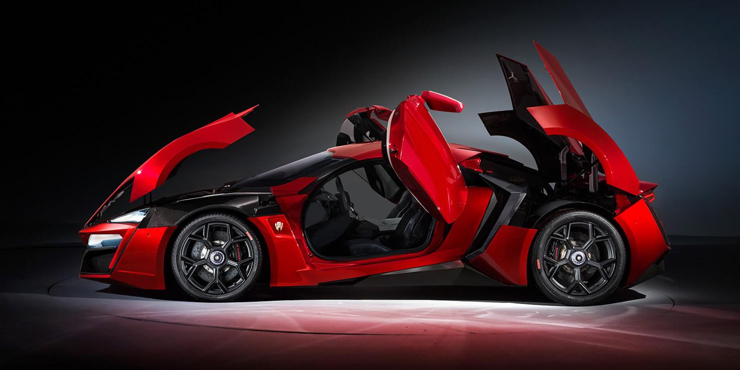 Lamborghini Sian có mặt top những siêu xe đẹp nhất thế giới